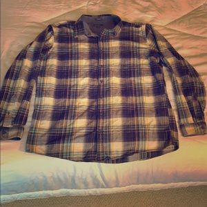 Eddie Bauer Comfy Relaxed Fit Flannel